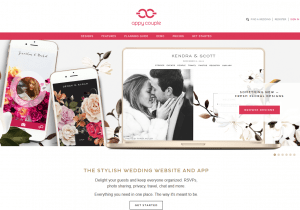 Appy Couple homepage