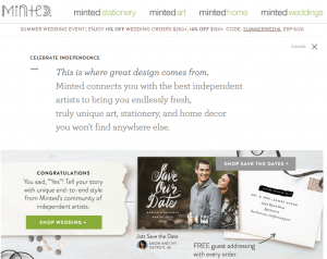 minted wedding website reviews by experts couples best