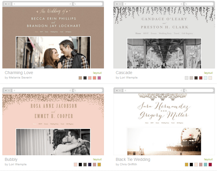 Advantages Of Wedding Invitation Websites