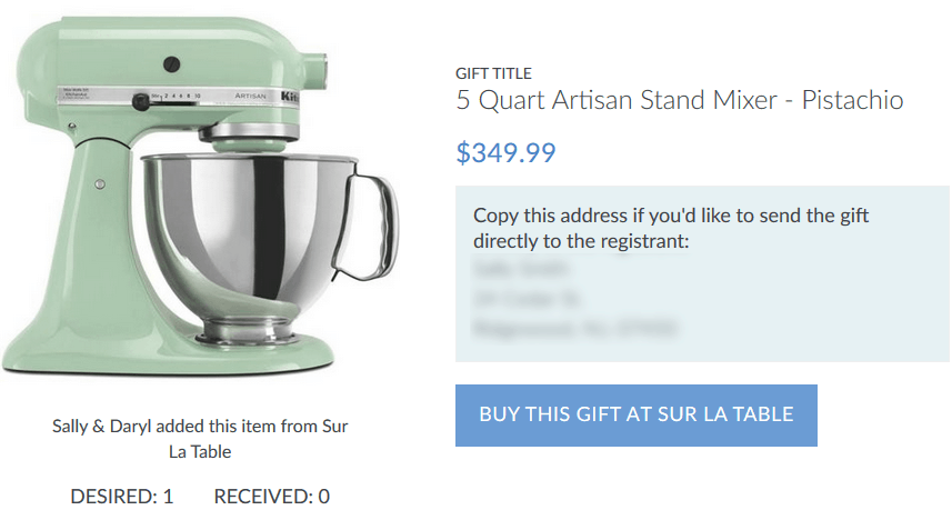 Wedding Gift Registry Website: MyRegistry.com Reviews By Wedding Experts & Couples